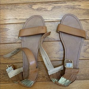 Mossimo Buckle Sandals